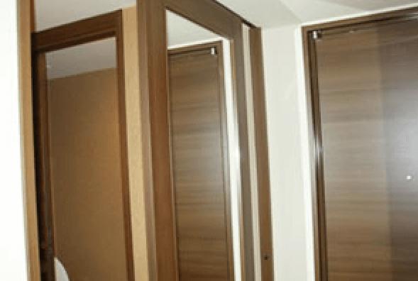 静岡県の会員制リゾートホテルのモデルルームの施工事例 (3)