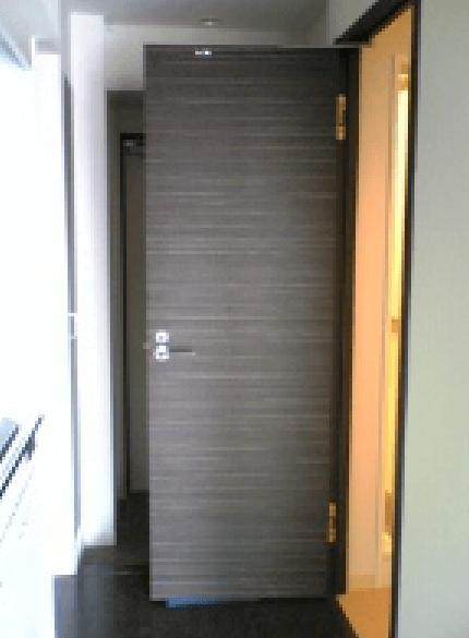 千葉県の医療施設の室内ドアの施工事例 (2)