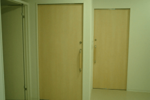 神奈川県川崎市のクリニック併用住宅の施工事例 (2)