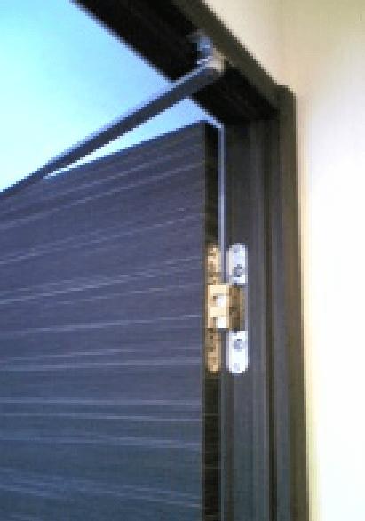 千葉県の医療施設の室内ドアの施工事例 (3)