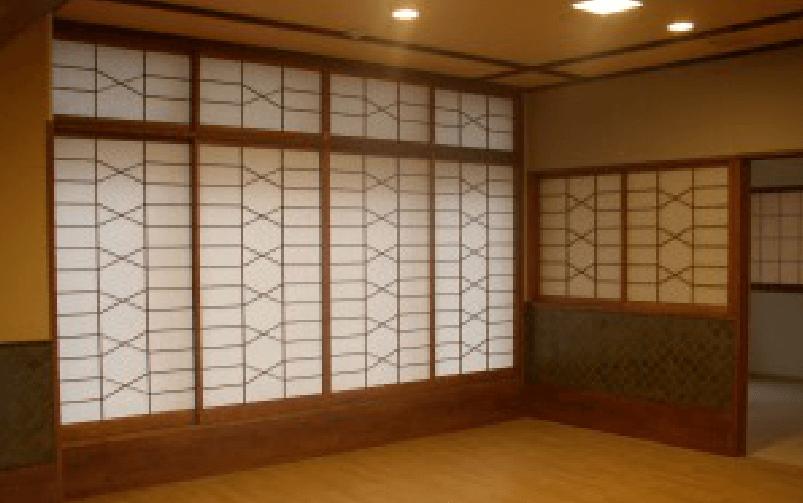 神奈川県横浜市の特別養護老人ホームの施工事例1