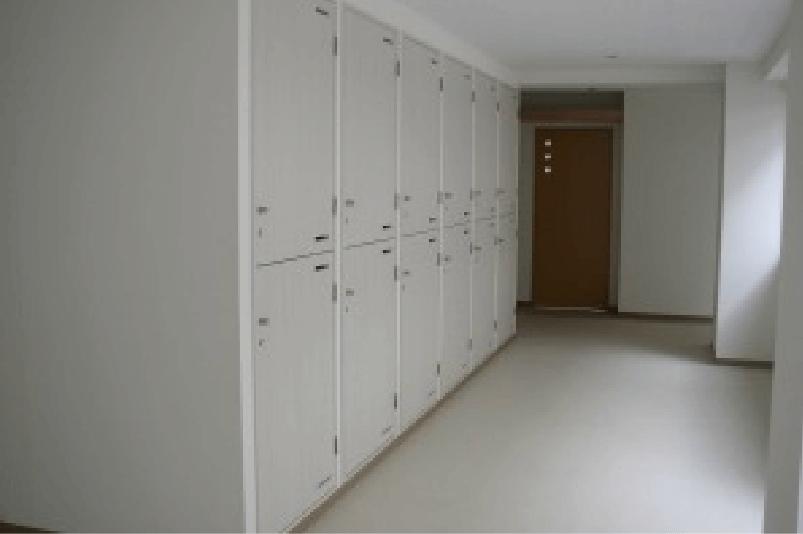 神奈川県の民間企業社員住宅の施工事例1