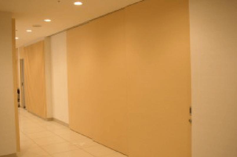 東京都のビジネスホテルでの施工事例1