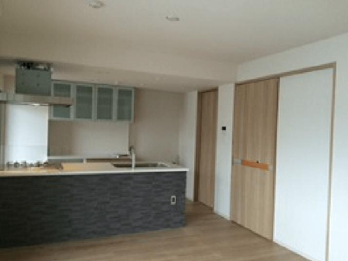 神奈川県横浜市の分譲マンションの施工事例5-1