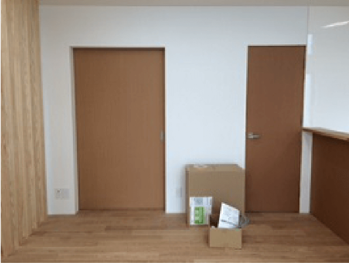 東京都の戸建て注文住宅の施工事例1-1