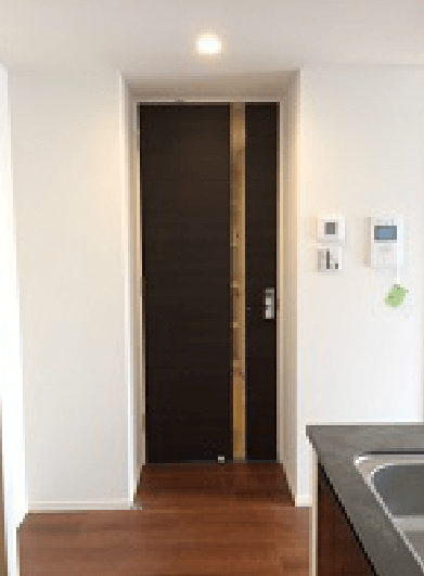 東京都の賃貸マンションの施工事例3-1