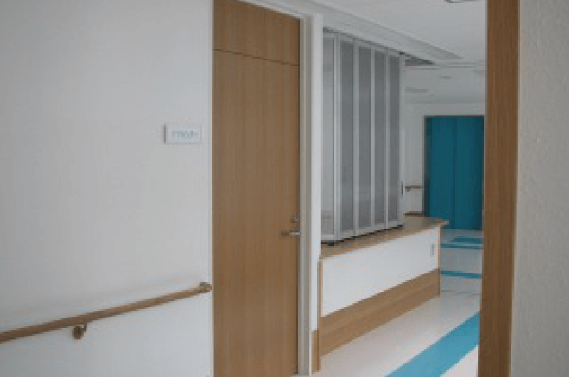 神奈川県横浜市の介護老人福祉施設の施工事例10