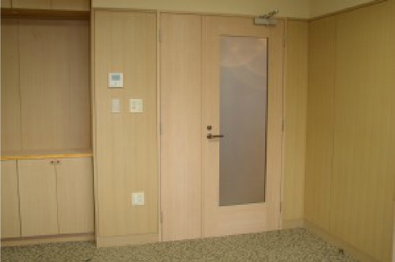 神奈川県横浜市の特別養護老人ホームの施工事例10