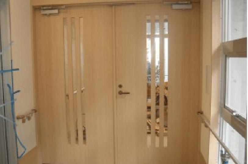 神奈川県横浜市の特別養護老人ホームの施工事例13