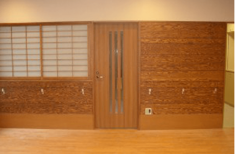 神奈川県横浜市の特別養護老人ホームの施工事例15