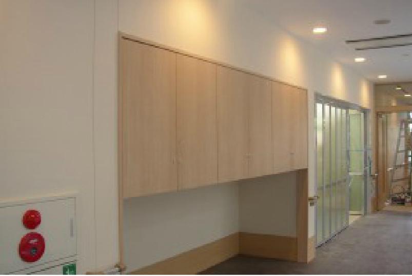 神奈川県横浜市の特別養護老人ホームの施工事例16