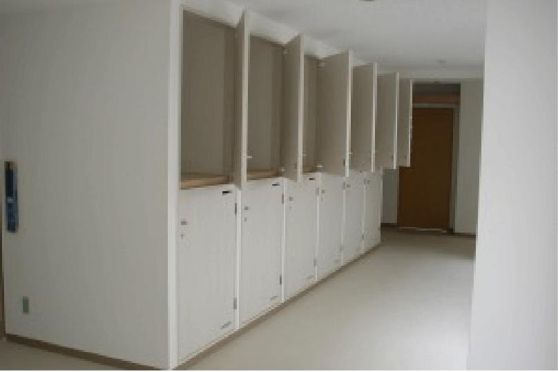 神奈川県の民間企業社員住宅の施工事例2