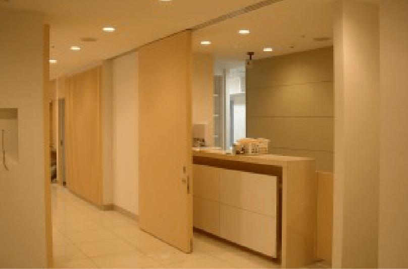 東京都のビジネスホテルでの施工事例2