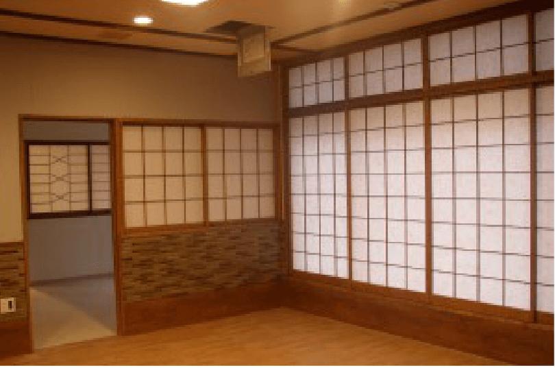 神奈川県横浜市の特別養護老人ホームの施工事例3