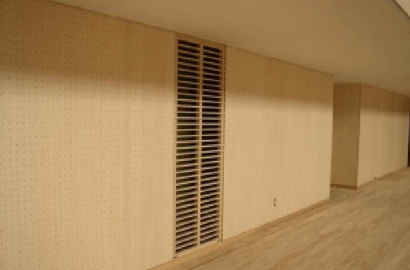 神奈川県の私立大学の体育館の施工事例5