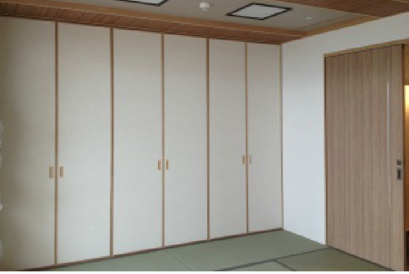 静岡県の会員制リゾートホテルの施工事例6