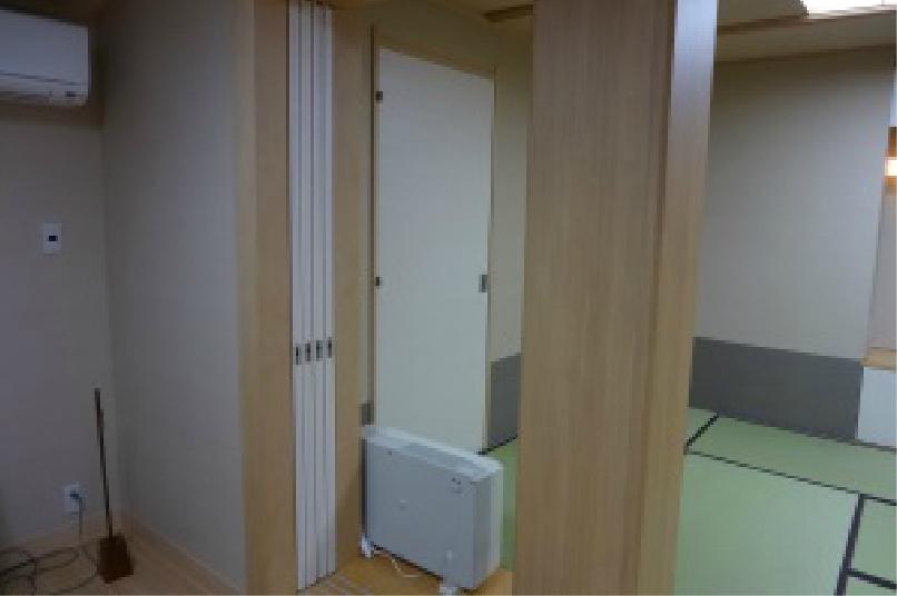 神奈川県横浜市の斎場での施工事例7