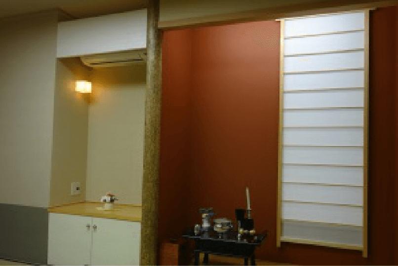 神奈川県横浜市の斎場での施工事例8